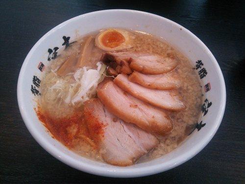 宮本チャーシューメン