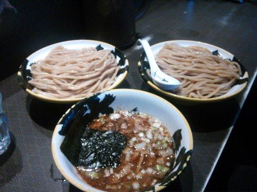 麺屋武蔵大盛り