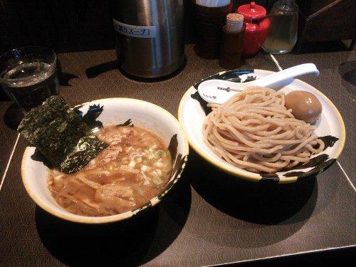麺屋武蔵味玉
