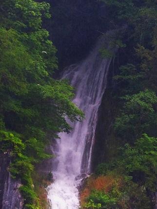 井倉の滝_その2