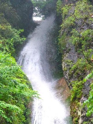 絹掛の滝_その1