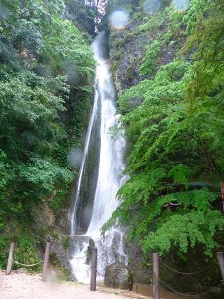 絹掛の滝_その2