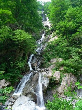 ヨシオ滝_その1