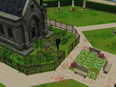 57日墓地
