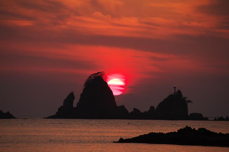 夕陽-120