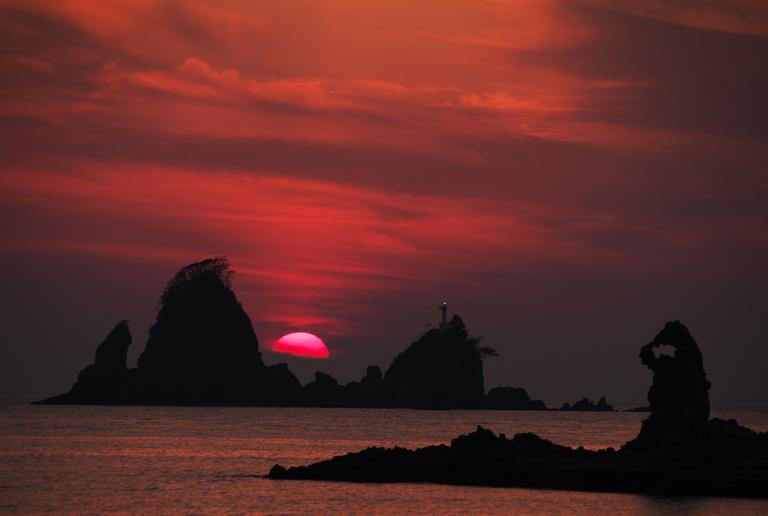夕陽-145