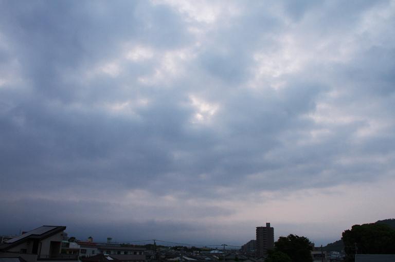 25日 4-49 東の空