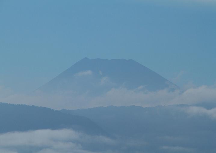 20日 15-15 今日の富士山-3