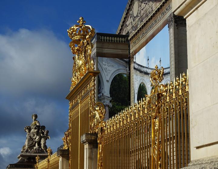 ベルサイユ宮殿-847