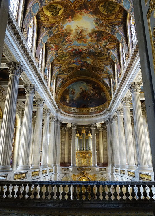 ベルサイユ宮殿-854