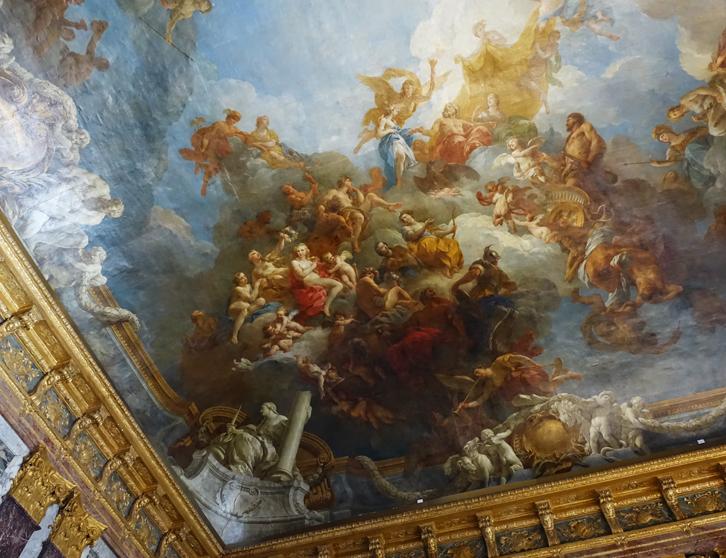 ベルサイユ宮殿-860