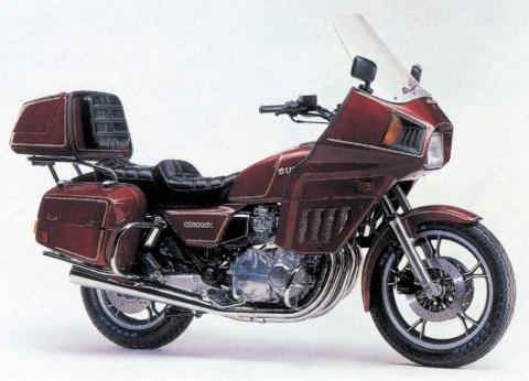 Suzuki GS 1100GK 82
