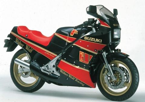 Suzuki RG250 87
