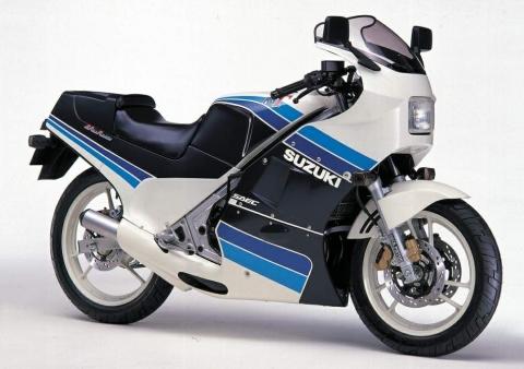 Suzuki RG250 85