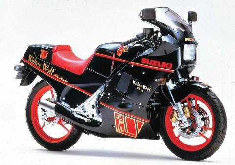 Suzuki RG250 86 WW