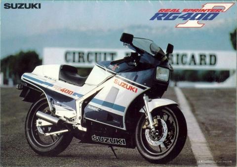 Suzuki RG 400