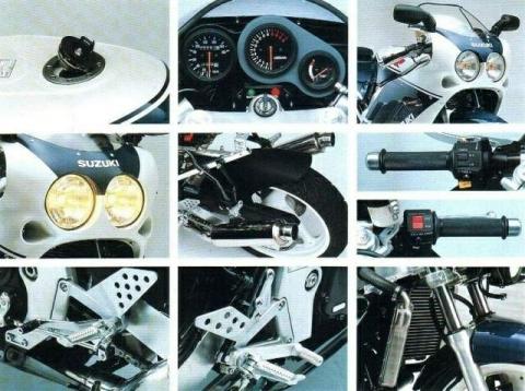 Suzuki GSX-R 400 88