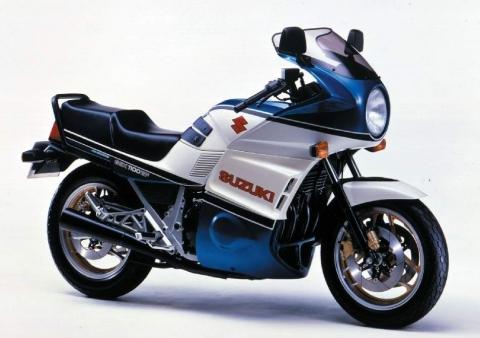 Suzuki GSX 1100EF 84 1