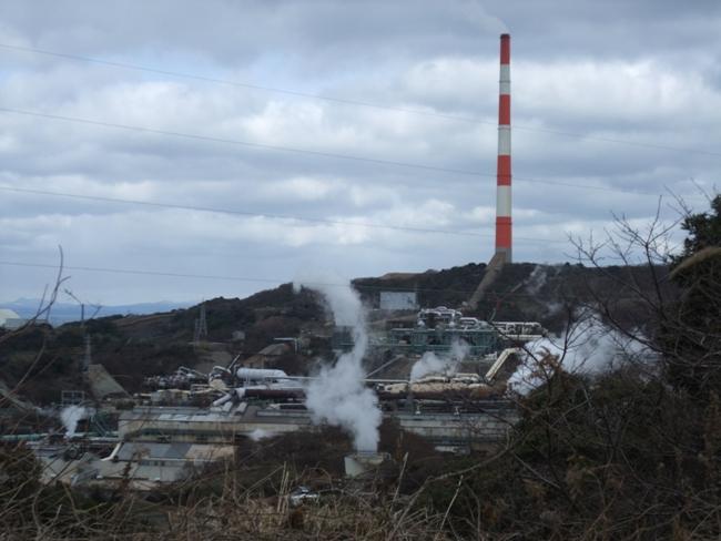 佐賀関日鉱工場