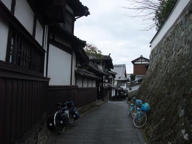 臼杵の武家屋敷