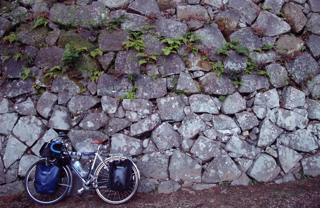 延岡城石垣