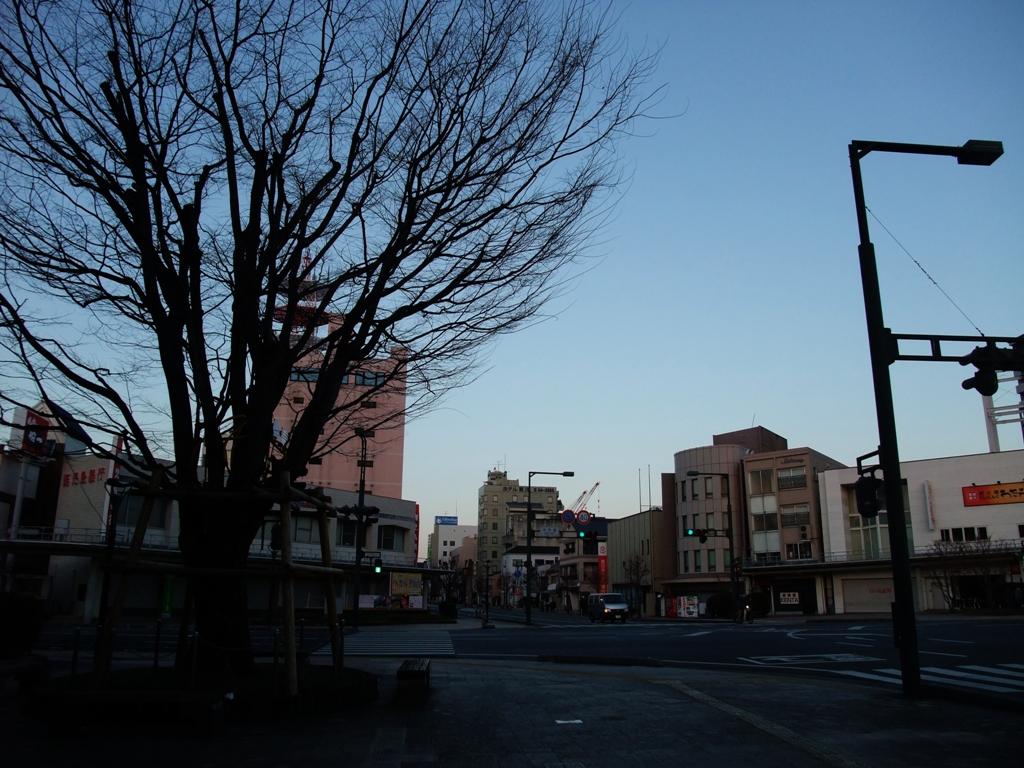 宮崎県延岡の朝