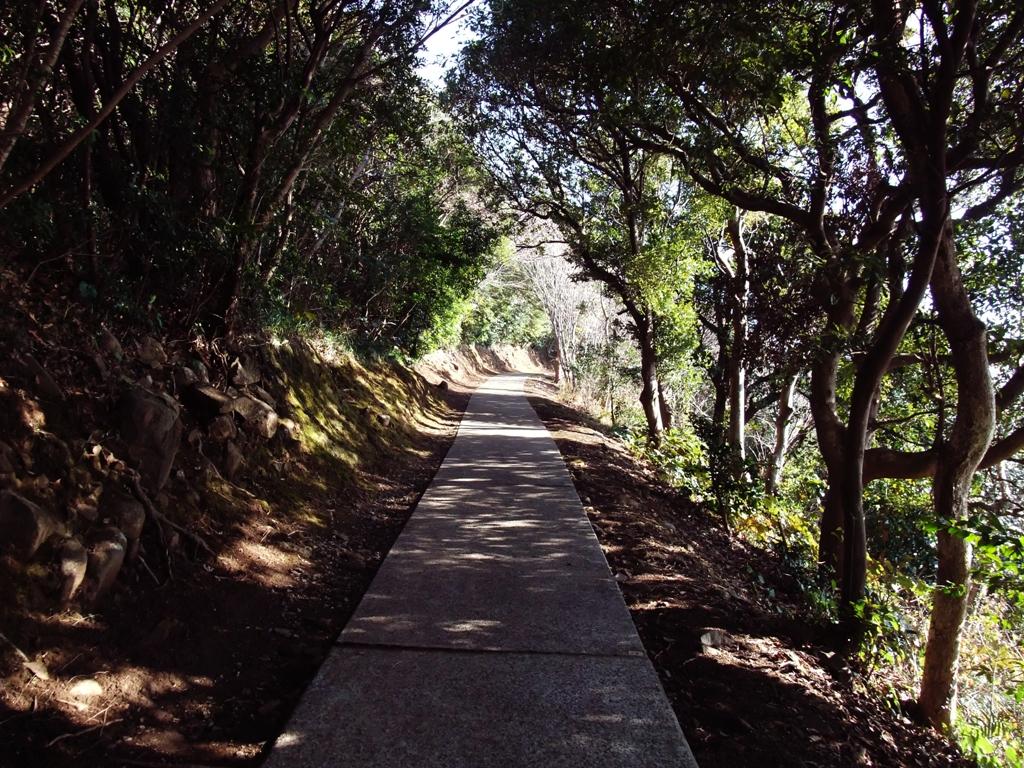 細島灯台まで徒歩で