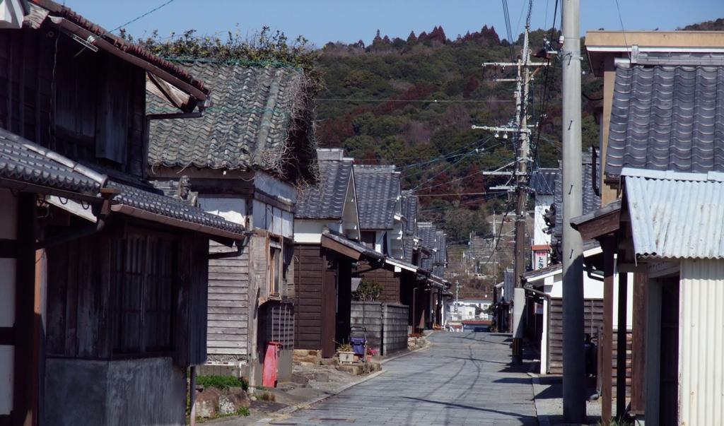 美々津の町並み探訪