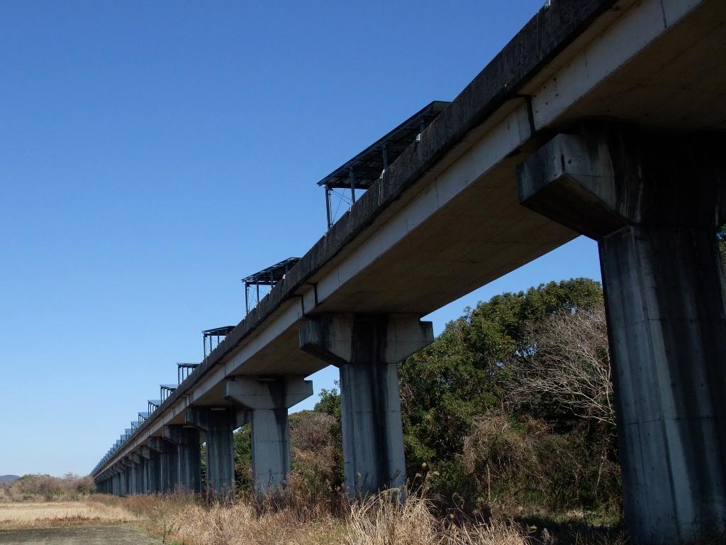 宮崎旧リニアモーターカー実験線