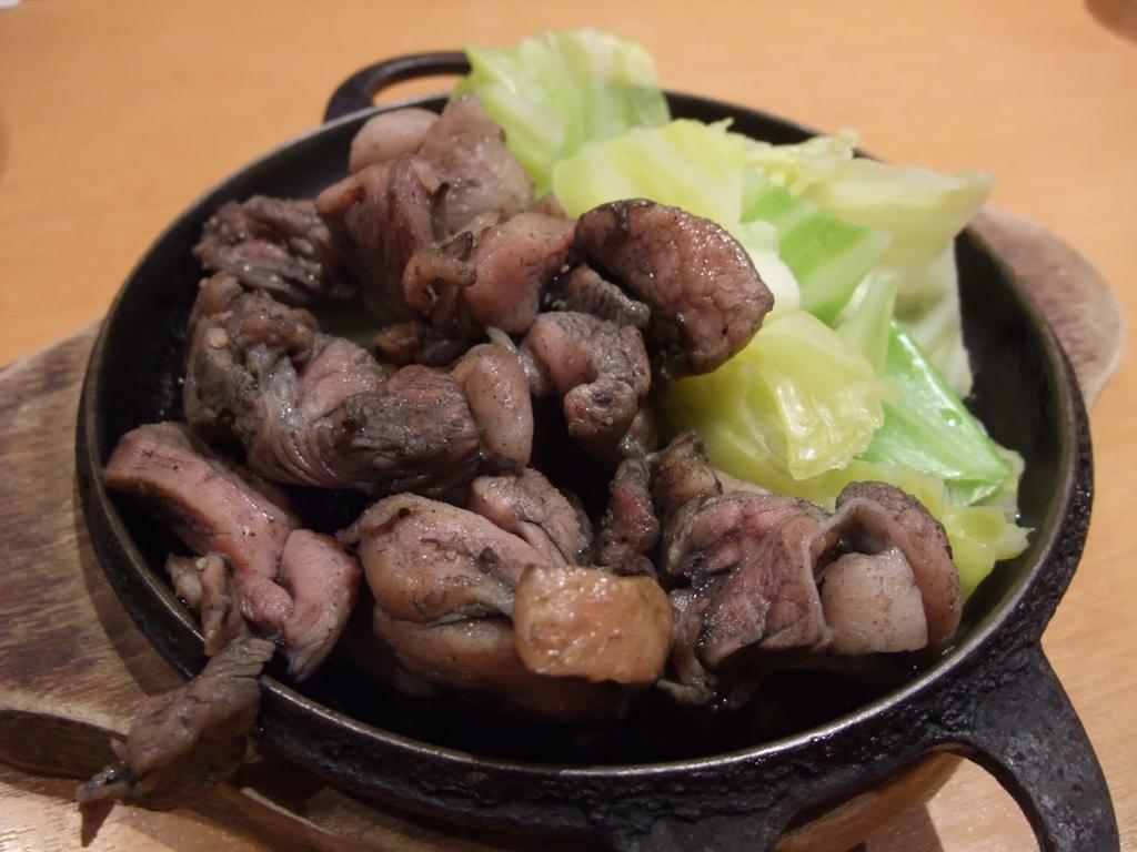 宮崎地鶏の炭火焼美味い