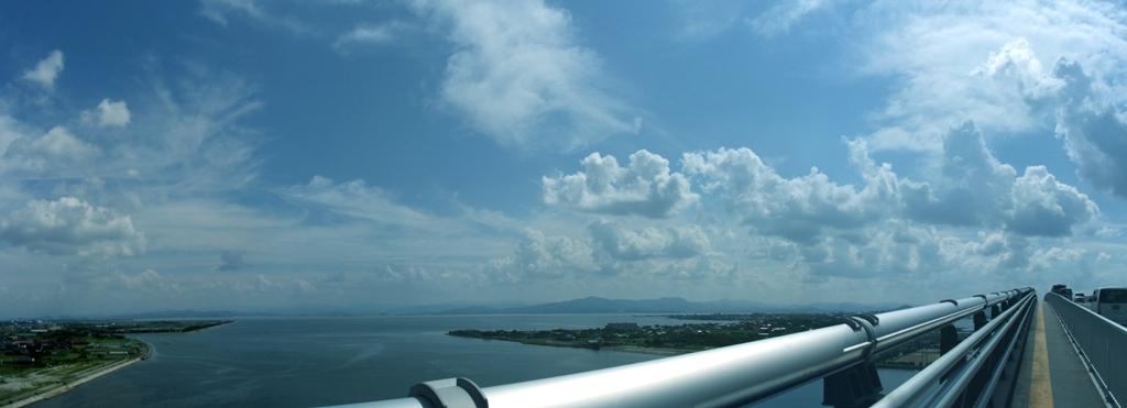 江島大橋写真