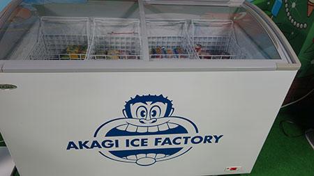 ガリガリ君工場見学5