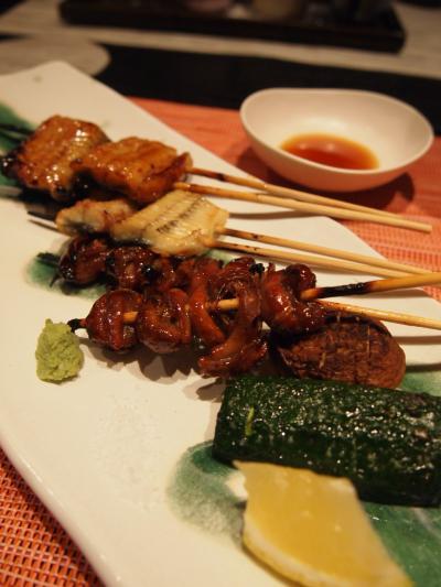 串焼き(鰻菜詩)