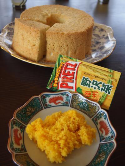 デザート(韓国料理2014年3月)