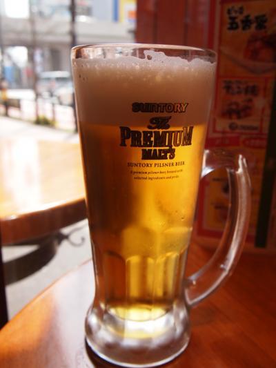 ビール(ギンダコ)