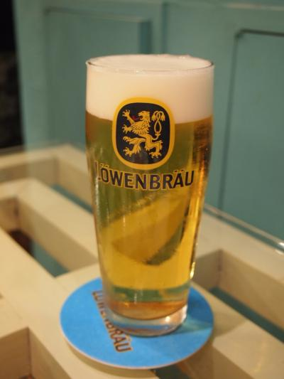 ビール(ロウロウカフェ)