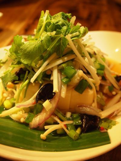 豆腐サラダ(ラコタ)