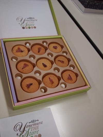 桜クッキー(ヨネムラ)