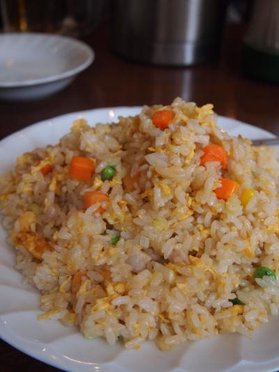 雲南ハム炒飯(過橋米線)
