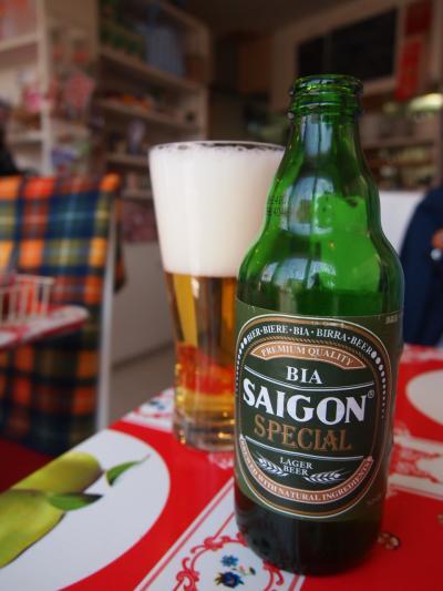 ビール(チャオエムカフェ)