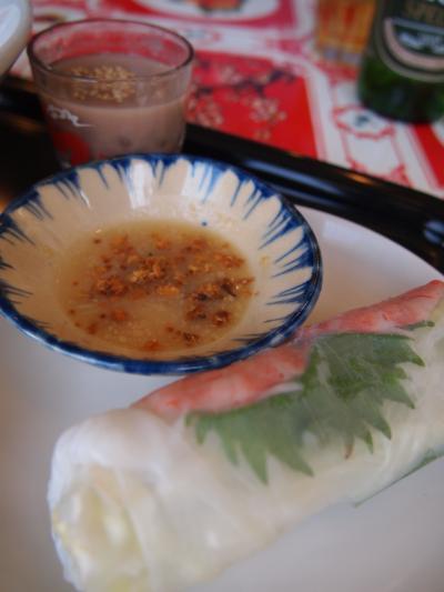 春巻き(チャオエムカフェ)