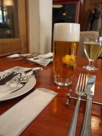 ビール(シロ)
