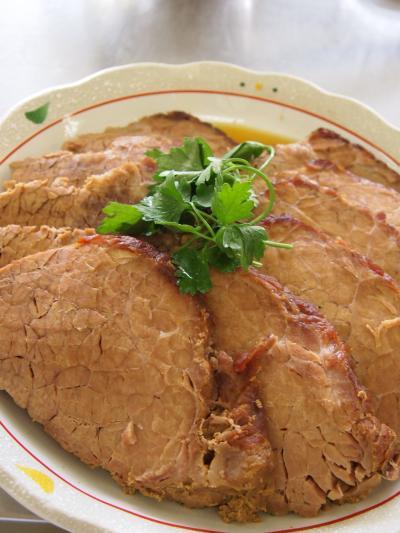 牛のコブ肉