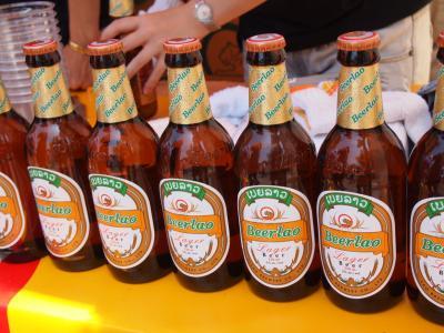 ラオスビール (2)