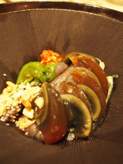 茄子冷菜(ピャオシャン)
