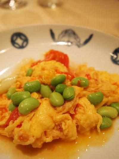 卵炒め(ピャオシャン)