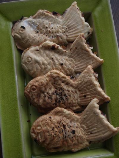 鯛焼き(浪速屋)