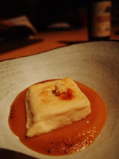焼きゴマ豆腐(しち十二候) (2)