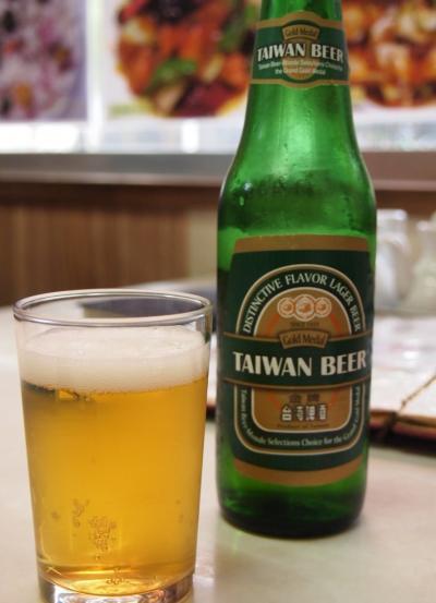 ビール(萬和樓)