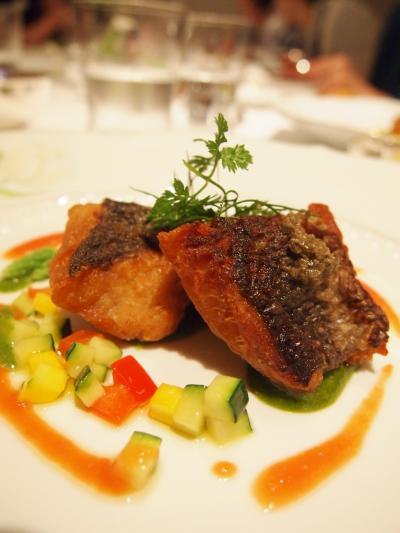 魚(リストランテ濱崎)